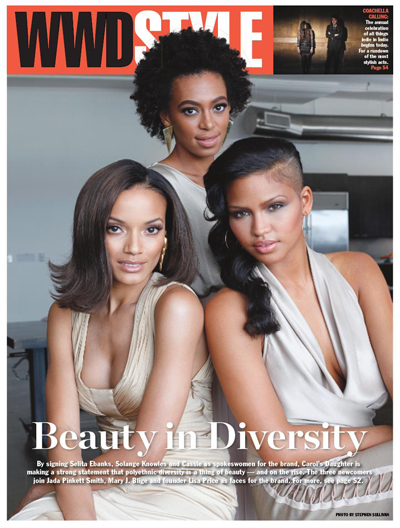 Carol's Daughter's Disappointing 'Beauty in Diversity' Campaign