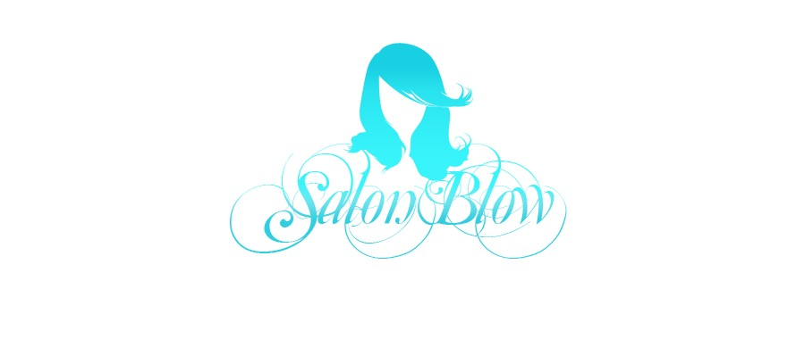 salon blow logo